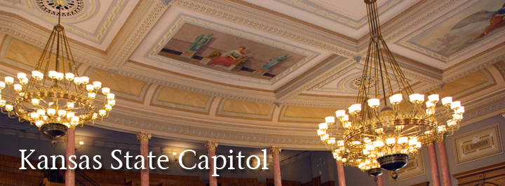 House of Representatives, Capitol third floor