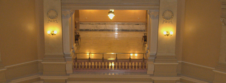 Balcony, Capitol fourth floor