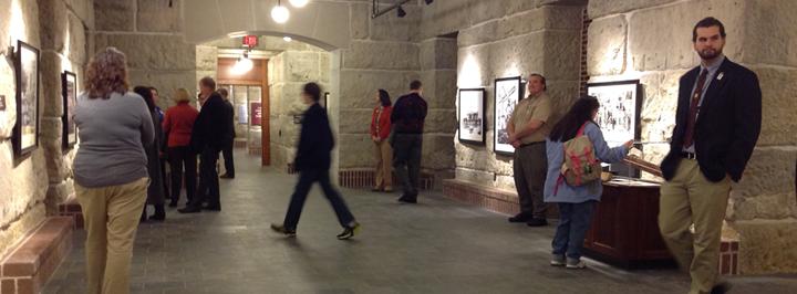 Capitol Visitor Center exhibits, ground level