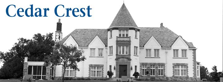 Cedar Crest - Plan your visit