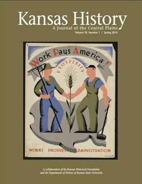 Kansas History, Spring 2016