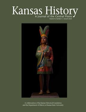 Kansas History, Autumn 2020