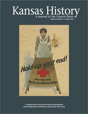 Kansas History, Summer 2020