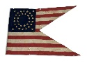 Ninth Kansas Cavalry guidon