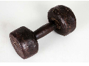 Dumbbell used by Custer