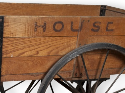 Mail cart, Kansas House of Representatives
