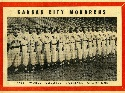 Kansas City Monarchs program