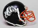 Football helmet used by 8-man team