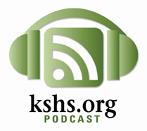 Kansas Historical Society podcasts and audio tours