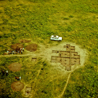 1978 katp field school at the Tobias site in Rice County