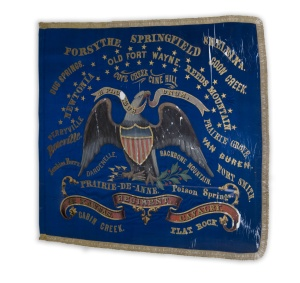 Second Kansas Cavalry flag