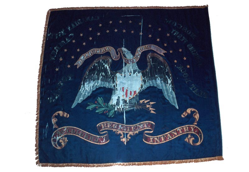 2nd Kansas Colored Infantry flag
