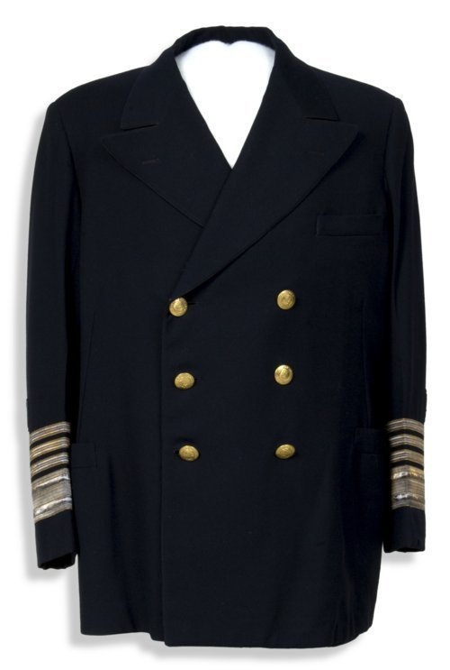 Brinkley's yachting jacket
