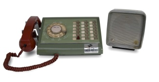 Civil Defense telephone