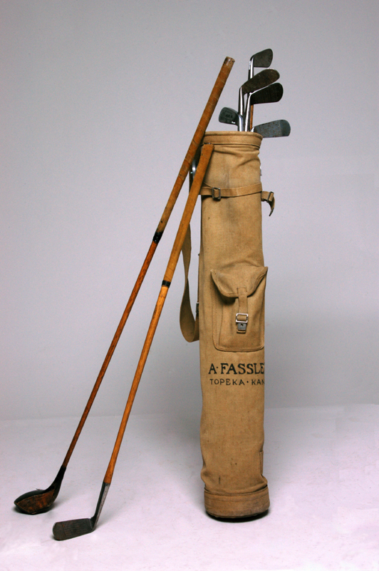Armin Fassler's  golf clubs