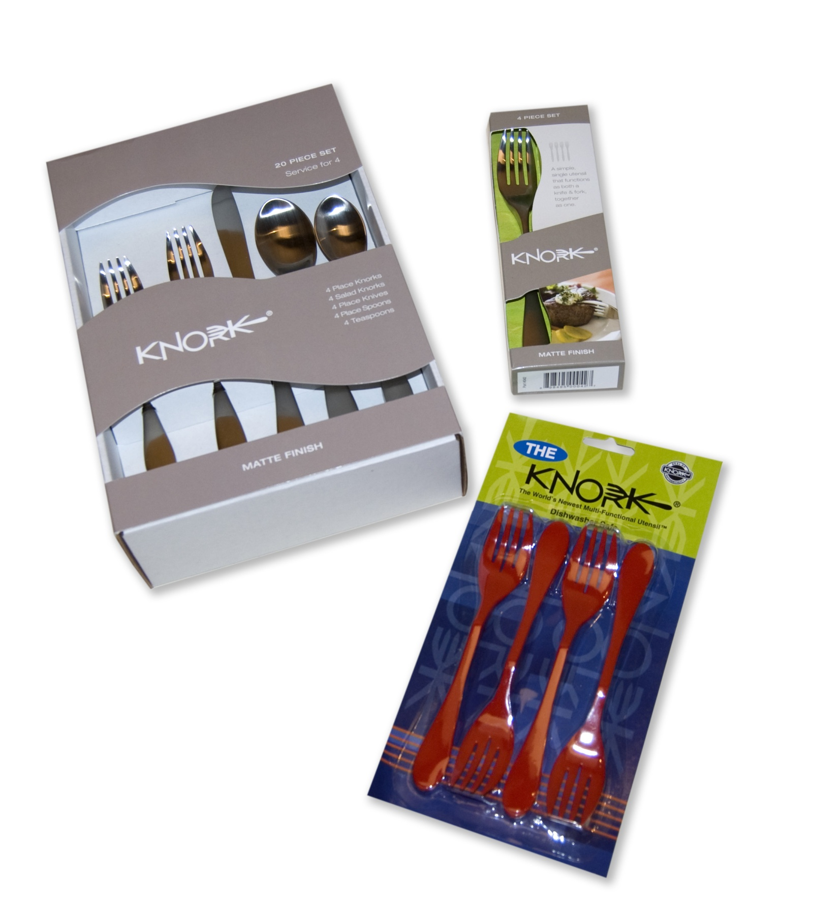 Selection of Knork sets