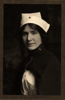 Nurse Ethelyn Myers