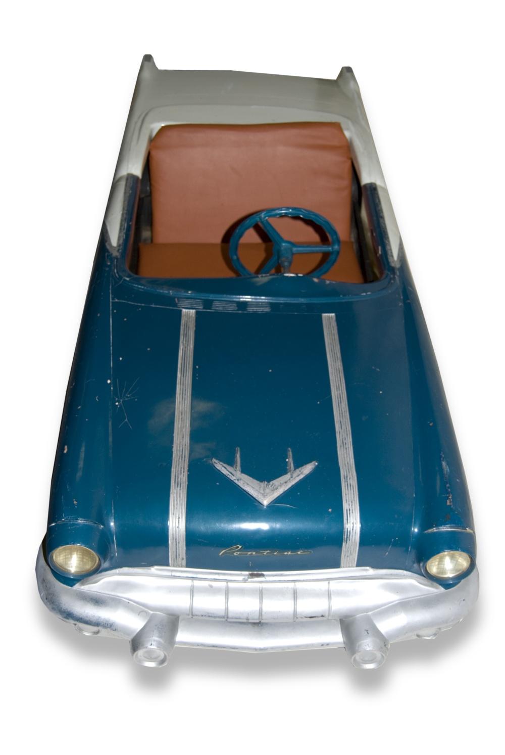 Pontiac on Adult Size Pedal Cars
