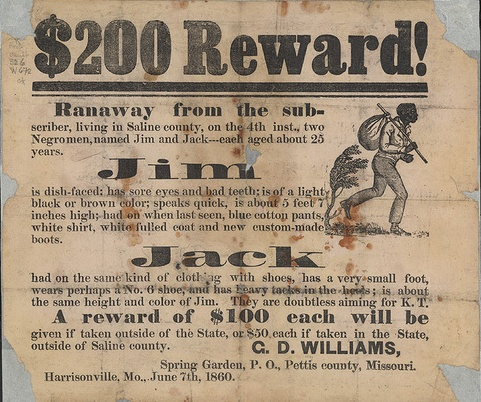 essays on the fugitive slave act The fugitive slave law or fugitive slave act was passed by the united states congress on september 18, 1850, as part of the compromise of 1850 between southern slave-holding interests and northern free-soilers.