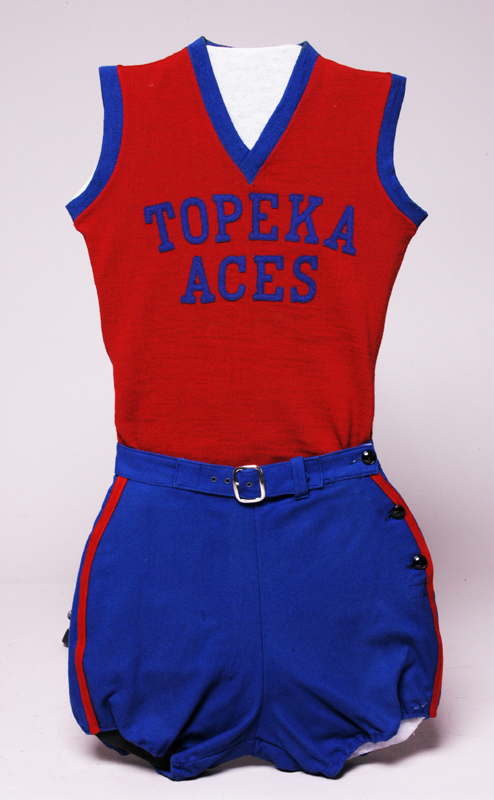 bd02c564dde2 Women s Basketball Uniform - Kansapedia - Kansas Historical Society