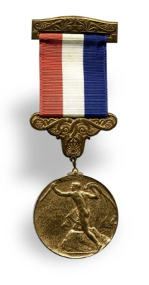Medal from Congress