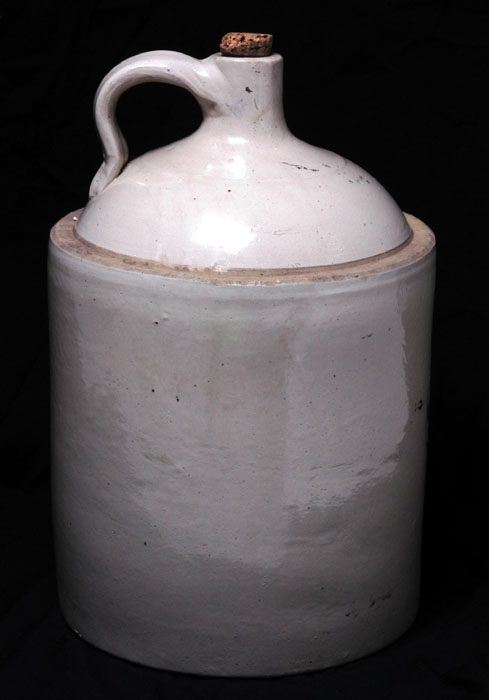 Jug from Waconda Springs Sanitarium.