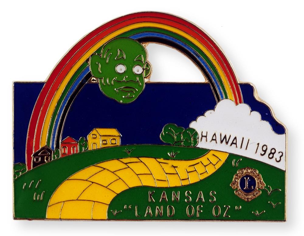 Wizard Of Oz Pins Kansapedia Kansas Historical Society