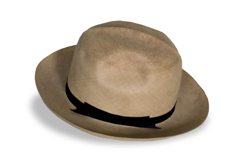 Harry Truman's Panama hat