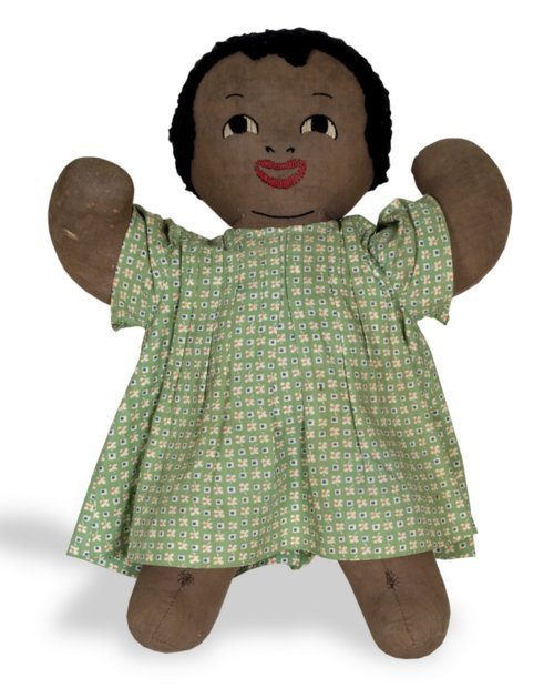 African American doll