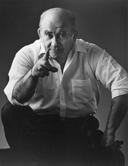 Image of actor Ed Asner.