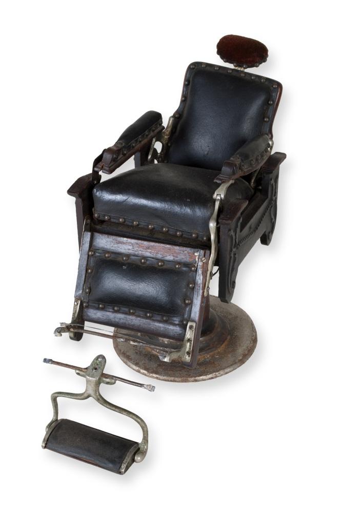 Fine Barber Chair Salesman Sample Kansapedia Kansas Machost Co Dining Chair Design Ideas Machostcouk