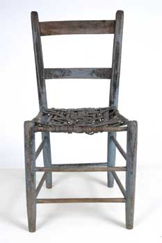 Underground Railroad chair