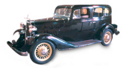 Chevy Eagle automobile, 1930s.