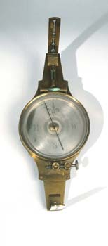 John Brown's surveying compass