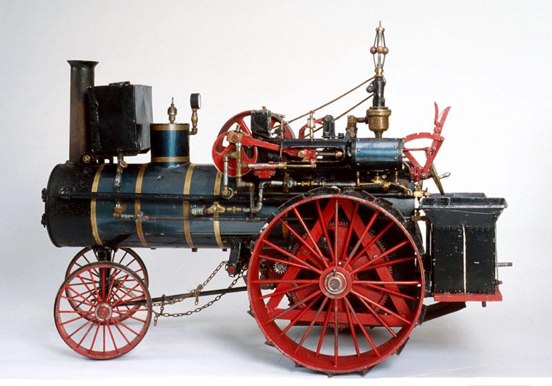 steam engine model kansapedia kansas historical society