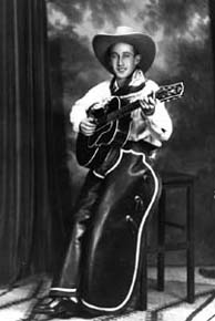 Roy Faulkner, The  Lonesome Cowboy