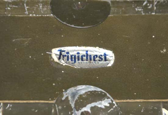 Frigichest label