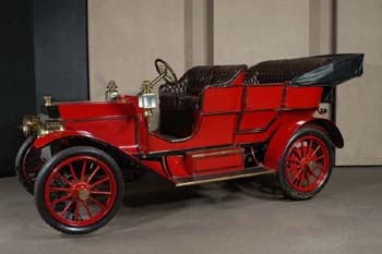 Great Smith Automobile at the Kansas Museum of History