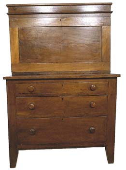 Desk used by John Brown
