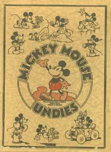 Box for Mickey Mouse Undies