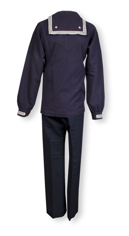 Cool Things - World War I Navy Uniform
