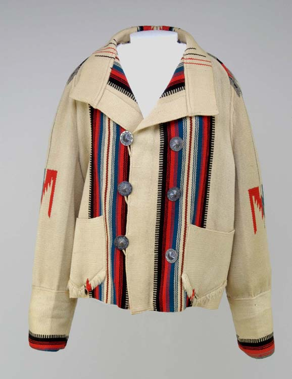 Reb  Russell's Chimayo jacket