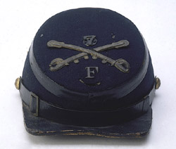 Seventh Cavalry forage cap