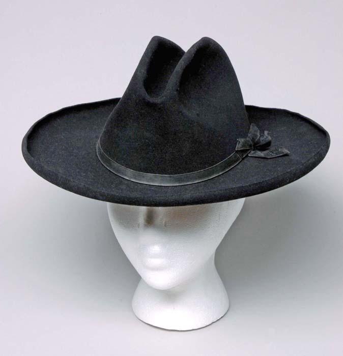 3c6e2514 Stetson Hat - Kansapedia - Kansas Historical Society