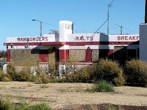 Twin Arrows diner