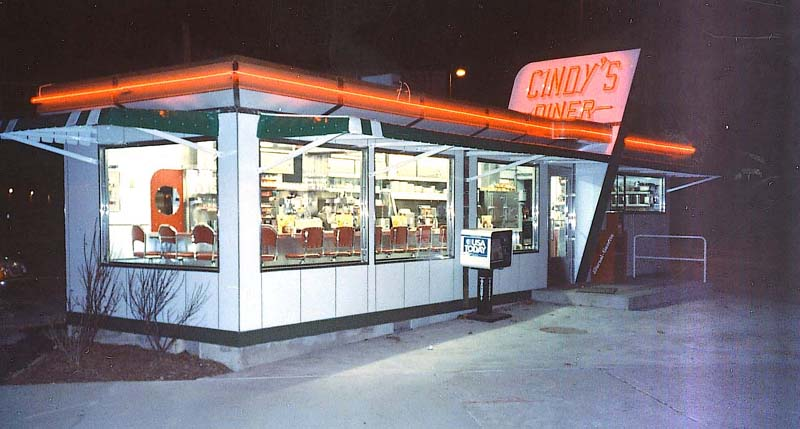 Cindy's Diner, Fort Wayne
