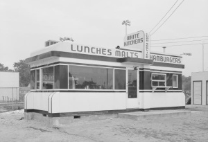 White Kitchens diner