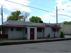 G & M Grill, Columbus, Ohio.  Photo courtesy of William Flood.