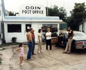 Odin Post Office