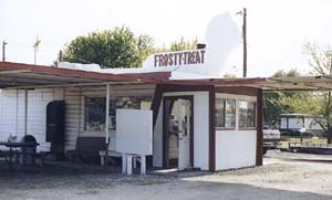 Frosty Treat diner